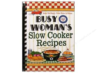 Cookbooks: Cookbook Resources Books Busy Woman Slow Cooker Recipes Book