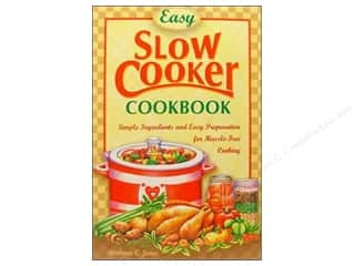 Cookbooks: Cookbook Resources Books Easy Slow Cooker Cookbook Book