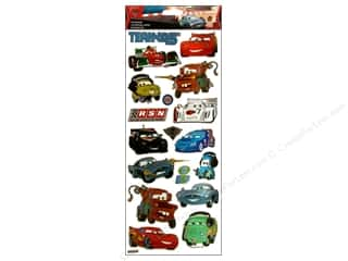 EK Disney Sticker Cars 2 Mix Large