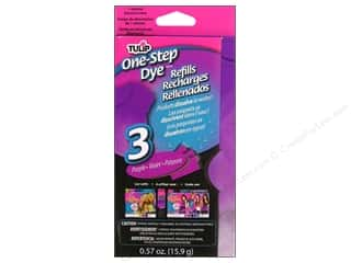 dye: Tulip One Step Dye Powder Refill Purple 0.57 oz.