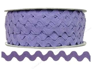 Ric Rac by Cheep Trims  11/16 in. Light Orchid