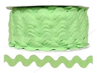 Cheep Trims Ric Rac 11/16 in. Nile Green (24 yards)