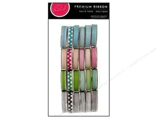 Holiday Gift Ideas Sale Quilting: American Crafts Ribbon Value Pack 24 pc. Boutique