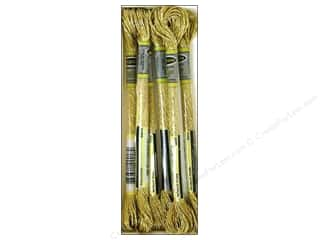 yarn & needlework: Sullivans Six-Strand Embroidery Floss 8.7 yd. Metallic Gold (6 skeins)