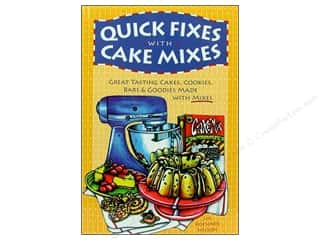 Cookbooks: Cookbook Resources Quick Fixes With Cake Mixes Book