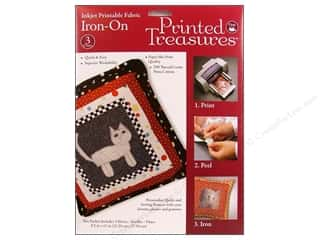 Inkjet Fabric Sheets by Printed Treasures 3 pc.