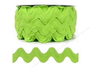 Ric Rac by Cheep Trims  1 in. Apple