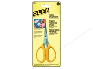 Olfa Precision Applique Scissors 5""