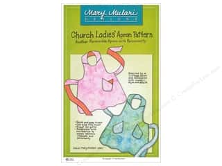 Table Runners / Kitchen Linen Patterns: Mary Mulari Church Ladies Apron Pattern