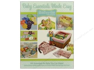 Babyville by Prym/Dritz: Dritz Babyville Boutique Baby Essentials Made Easy Book