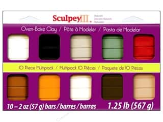 Home Decor Sale Glue Guns: Sculpey III Clay Multipack 10 pc. Naturals