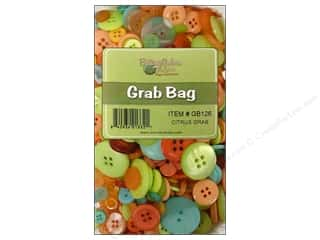 Buttons Galore Grab Bag 6 oz. Citrus Splash
