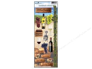 stickers  cardstock: Paper House Sticker Cardstock Wine Country