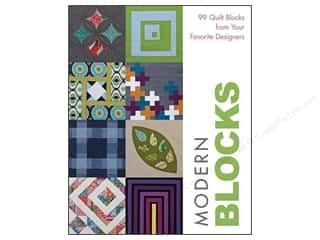 Clearance Blumenthal Favorite Findings: Stash By C&T Modern Blocks Book