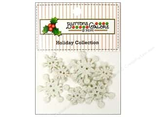 Buttons Galore Theme Buttons Frosty Flakes