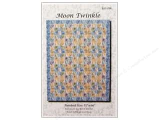 die cutting machines: QuiltWoman.com  Moon Twinkle Pattern