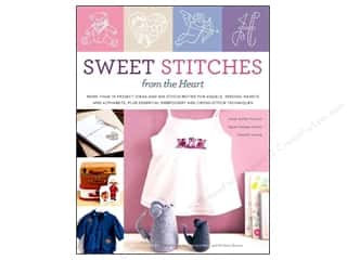 books & patterns: Potter Publishers Sweet Stitches Book