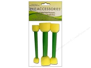 craft & hobbies: DecoArt Painting Accessories Americana Pouncer Set 3pc