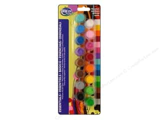 craft & hobbies: DecoArt Americana Paint Pot 16-Color Essentials