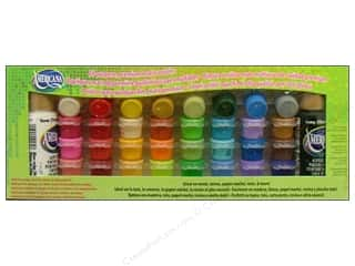 craft & hobbies: DecoArt Americana Paint Pot 34-Color Value Pack