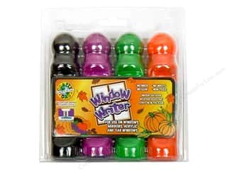 Spring Pen Sets: Crafty Dab Window Paint Writer 1.6 oz. Set Autumn