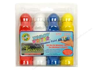 craft & hobbies: Crafty Dab Window Writer Set - Regular 4 pc.