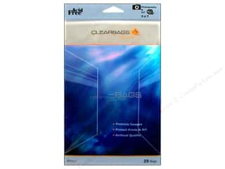 scrapbooking & paper crafts: ClearBags Crystal Clear Bag 5 x 7 in. Photo 25 pc.