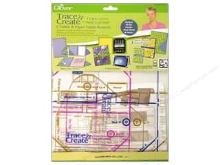 Clover Trace 'n Create Templates with Nancy Zieman -  E-Tablet & Paper Tablet Keepers