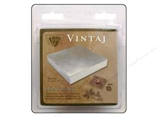 beading & jewelry making supplies: Vintaj Steel Bench Block