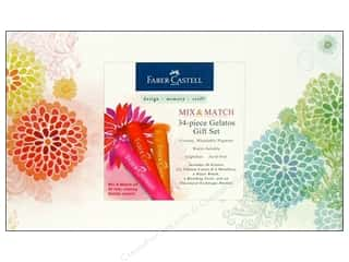 Experiment, The: FaberCastell Gelatos Color Gift Set