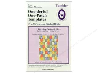 Marti Michell One-derful One Patch Tumbler