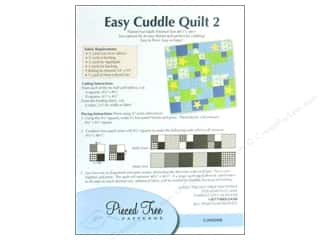 Pieces Be With You: Pieced Tree Big Cards Easy Cuddle 2 Pattern