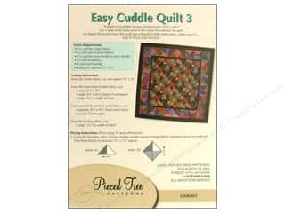 Cards: Pieced Tree Big Cards Easy Cuddle 3 Pattern