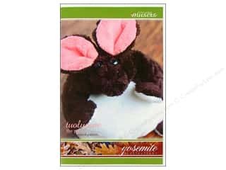 books & patterns: Mckay Manor Musers Toulumne Pika Stuffed Animal Pattern