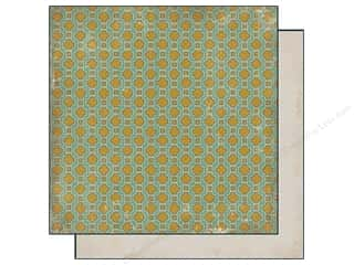 Cardstock  6x6: Authentique 6 x 6 in. Paper Free Bird Collection Familiar Geometric (25 sheets)