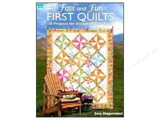 Weekly Specials That Patchwork Place Books: That Patchwork Place Fast And Fun First Quilts Book by Sara Diepersloot