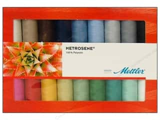 Holiday Gift Idea Sale Sock Purses: Mettler Thread Gift Set Metrosene Plus All Purpose 18pc