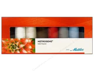 Holiday Gift Idea Sale $10-$25: Mettler Thread Gift Set Metrosene Plus All Purpose 8pc