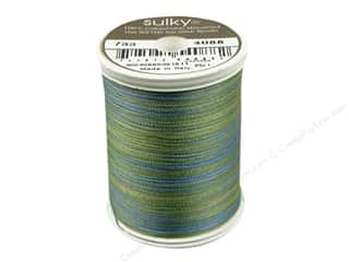 Sulky Blendables Cotton Thread 30 wt. 500 yd. #4088 Eucalyptus