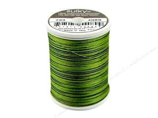 Sulky Blendables Cotton Thread 30 wt. 500 yd. #4089 Olive Tree