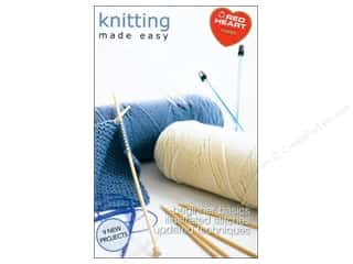 Coats & Clark Knitting Made Easy Book