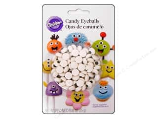 Wilton Candy Eyeballs .88 oz.