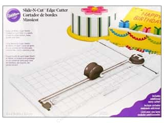 "Valentines Day Gifts Baking: Wilton Tools Slide-N-Cut Edge Cutter 9""x 12"""
