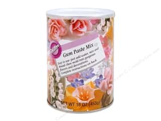 Wilton Edible Decorations Gum Paste Mix 1lb