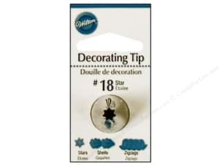 Baking Tools / Decorating Tools: Wilton Tools Decorating Tip Open Star #18