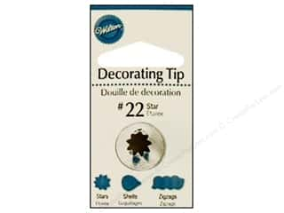 Baking Tools / Decorating Tools: Wilton Tools Decorating Tip Open Star #22