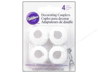 Baking Tools / Decorating Tools: Wilton Tools Coupler Ring Set 4pc