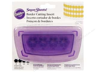 Wilton Tools Cutting Insert Border Flower Chain