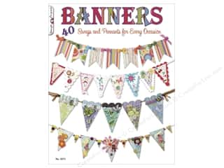 books & patterns: Design Originals Banners Swags and Pennants for Every Occasion Book