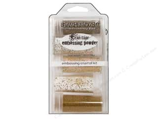 projects & kits: Stampendous Fran-Tage Embossing Kit